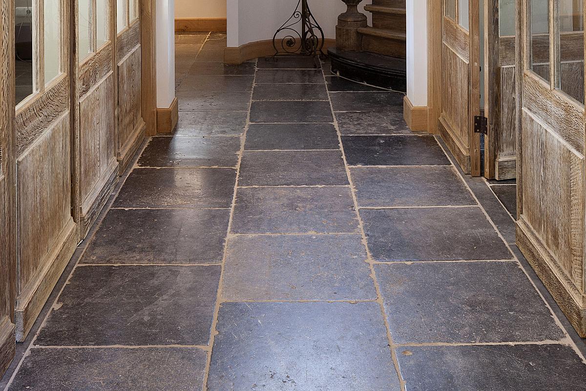 20 Belgian Bluestone Floor Tiles, Bluestone Bathroom Tiles